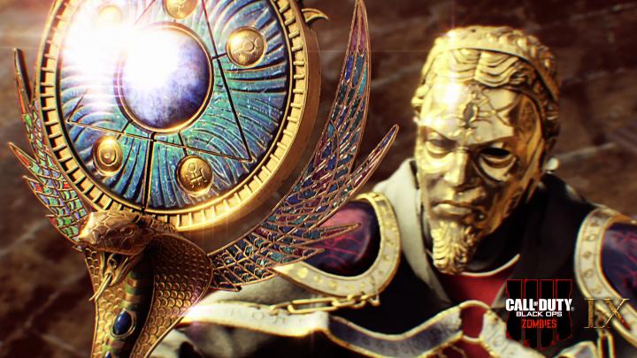 "CoD:BO4:北欧神話に続き「ケルト神話」登場、母神""ダヌ""がユーチューバーの元へ届く"