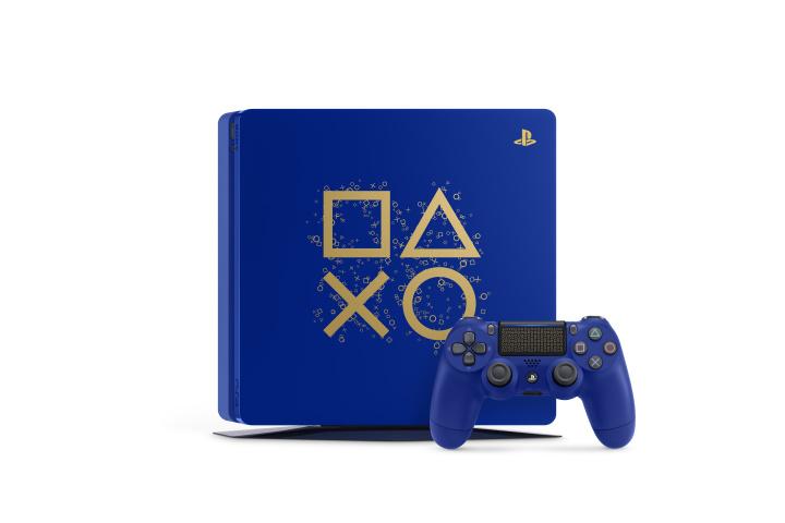 数量限定PS4:「PlayStation 4 Days of Play Limited Edition」6月8日より発売、通常版よりもおトク