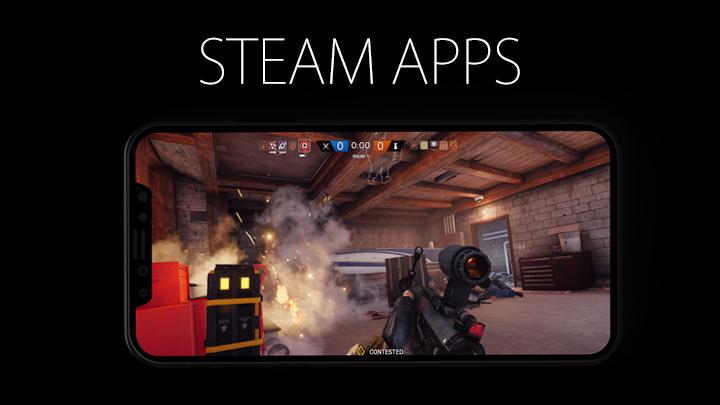 スマホアプリ「Steam Link」5月21日リリース、Steamゲームがスマホでプレイ可能に