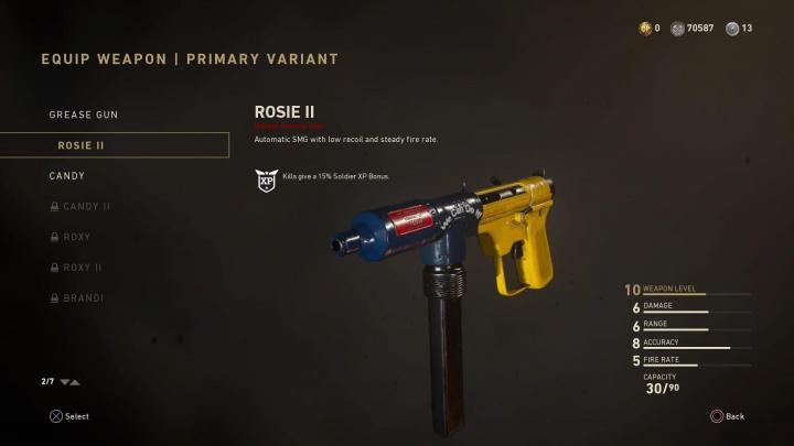 grease gun rosie 2