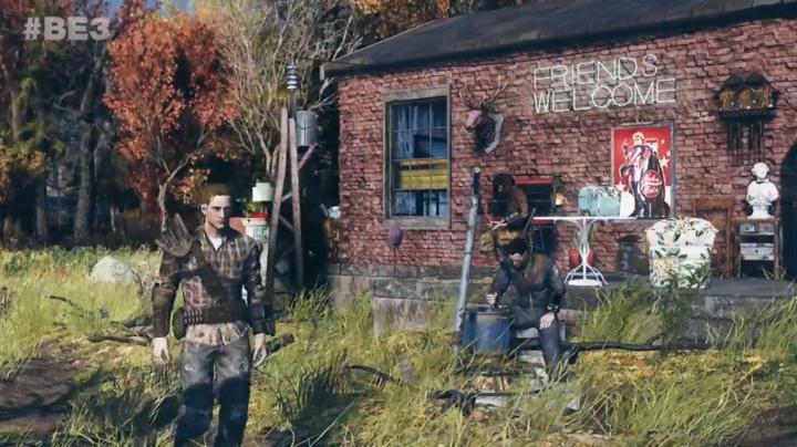 Fallout 76 フォールアウト 76 拠点
