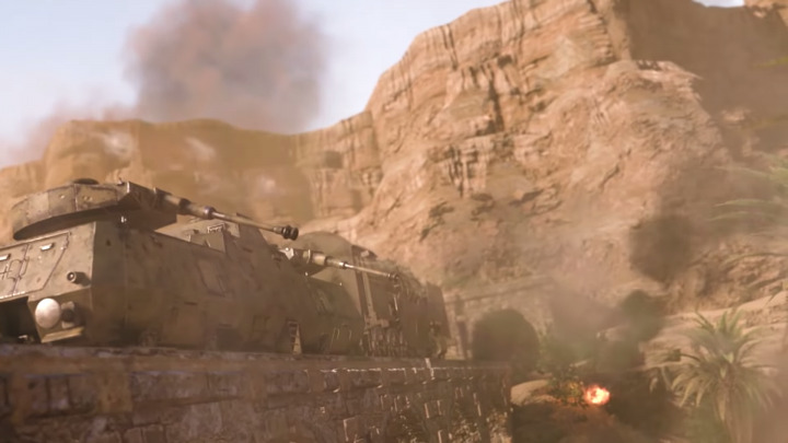 Official Call of Duty®_ WWII - United Front DLC 3 Trailer screenshot (4)