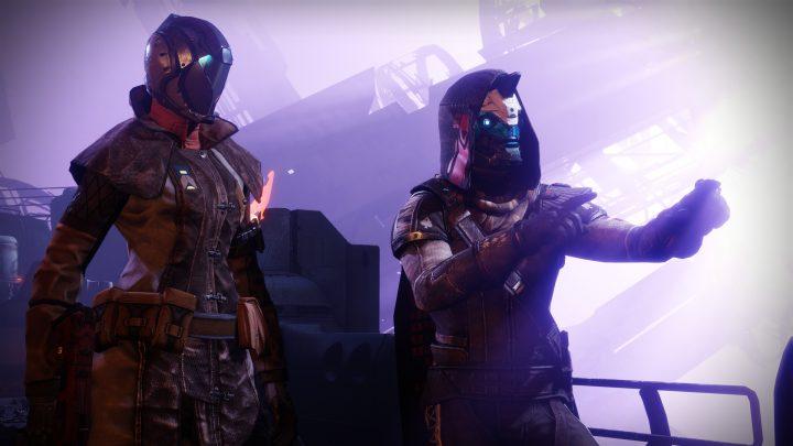 Destiny 2:【E3 2018】キャンペーン第1話「プリズン・ブレイク」をプレイ。硝煙香る鉄の牢獄でケイド6とのブロマンスデート