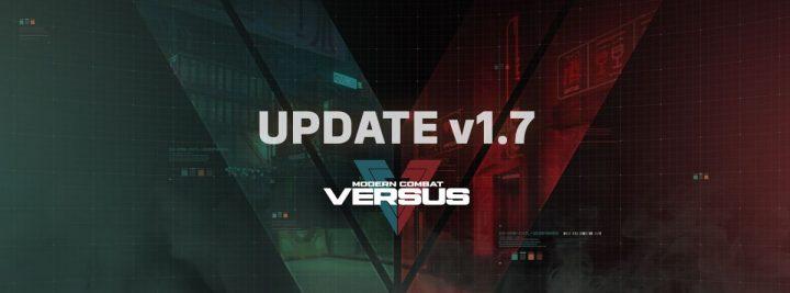 モダンコンバット Versus:大規模アップデート1.7配信、新モード「ウォーゾーン」や 新エージェント「カブ」など
