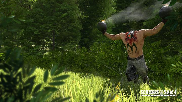 おバカさ健在:カルト的人気を誇るシリーズ最新作『Serious Sam 4: Planet Badass』トレーラー公開
