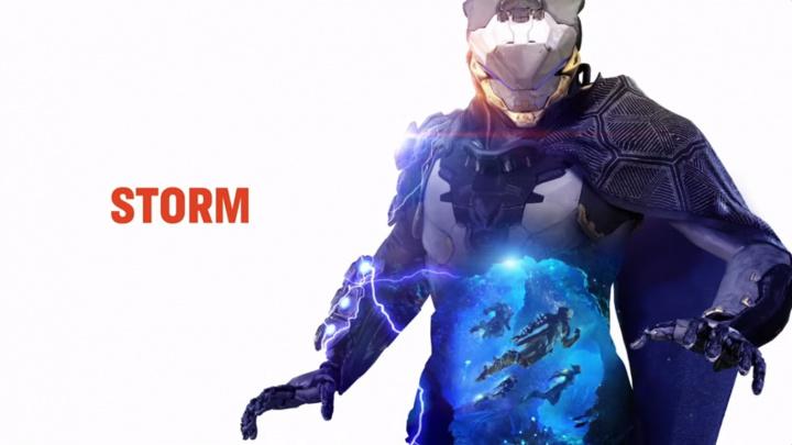 Anthem  アンセム Storm ストーム