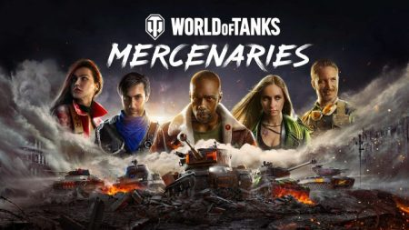 WoT:無料戦略戦車シューターへ大規模アップデデート、『World of Tanks: Mercenaries(ワールドオブタンク:マーセナリーズ)』配信開始(PS4/X1)