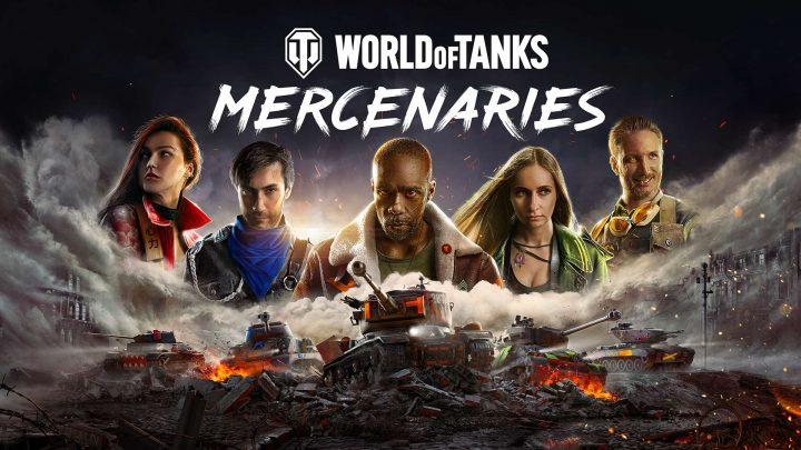 WoT:無料戦略戦車シューター『World of Tanks: Mercenaries(ワールドオブタンクス:マーセナリーズ)』配信開始(PS4/X1)