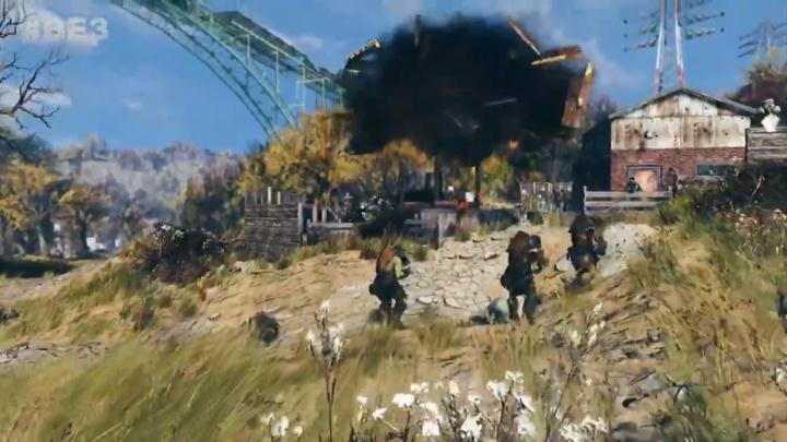 Fallout 76 フォールアウト 76 拠点 破壊