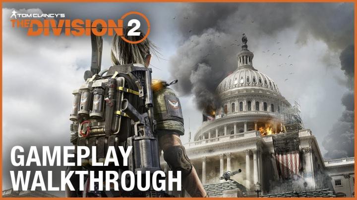 ディビジョン 2:マルチプレイトレイラー公開、発売日は2019年3月15日でベータ登録も開始