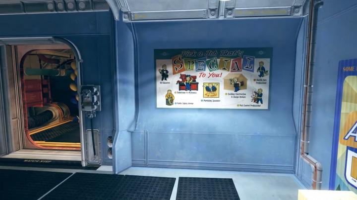 Fallout 76 フォールアウト 76 S.P.E.C.I.A.L