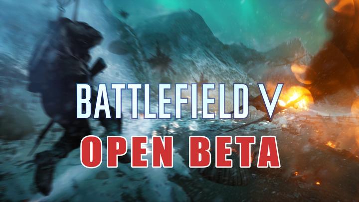 BFV:『バトルフィールド V』オープンベータ、9月上旬に開催決定