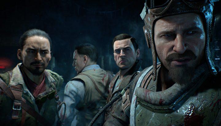 CoD:BO4:ゾンビ「Blood of the Dead」トレーラー公開、Primisの4人によるアルカトラズ島の死闘を描く
