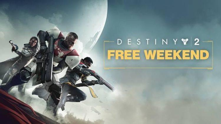 Destiny 2:PC版を無料で楽しめるフリーウィークエンドが7月7日~9日開催、43%オフの割引セールも実施