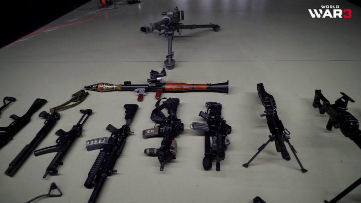 第三次世界大戦FPS:『World War 3』メイキング映像公開、実銃を試射