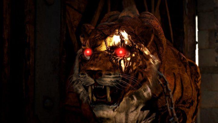 CoD:BO4:ゾンビのストーリートレーラー「カオス」公開、虎ゾンビや多数の武器確認