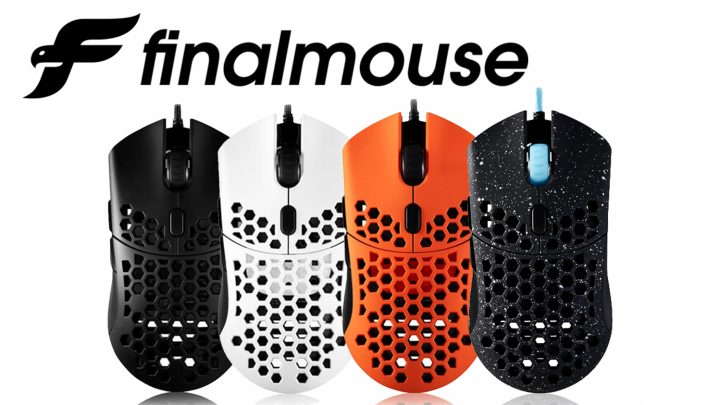 激軽:eスポーツ専用ゲーミングマウスメーカー「Finalmouse」の日本正規代理店誕生、3製品の予約販売を開始