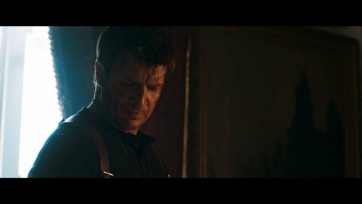 人気俳優ネイサン・フィリオンが「アンチャーテッド」のファンメイド短編映画でネイサン・ドレイクを演じる