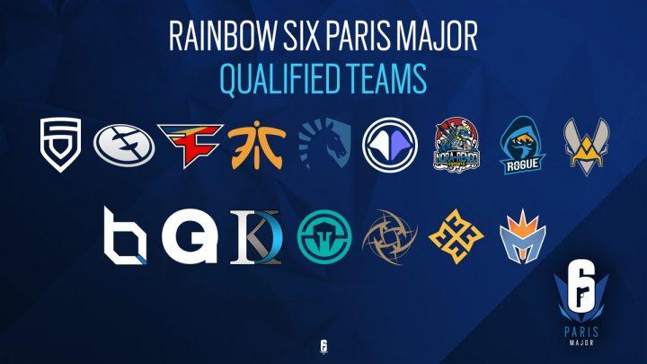 R6S:パリ世界大会の16チームグループ分け発表、8月13日より開催