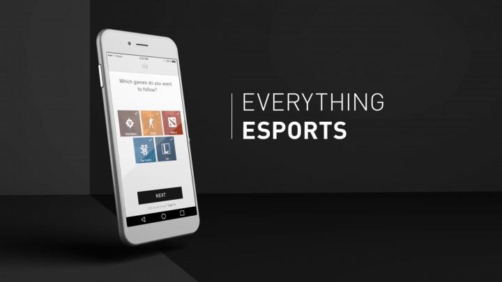 休憩:eスポーツ観戦が捗るアプリ「Strafe Esports」