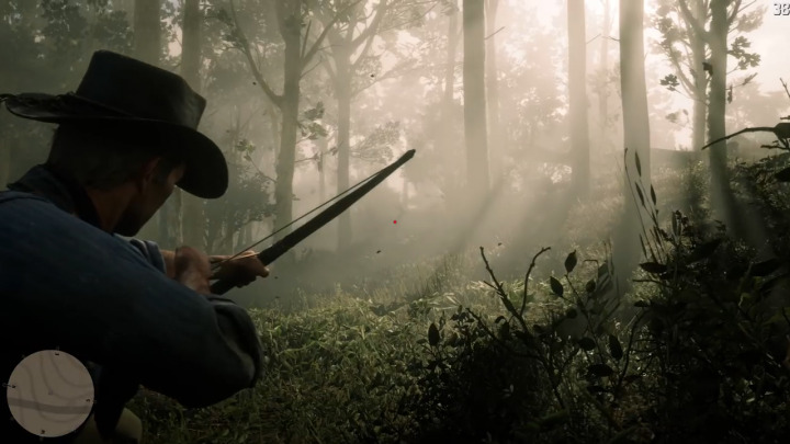 Red Dead Redemption2 レッド・デッド・リデンプション2 弓矢