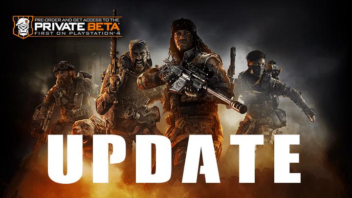 CoD:BO4: 第2週3日目のアップデート配信、ストライクチームの強化やエクスプロイト修正など