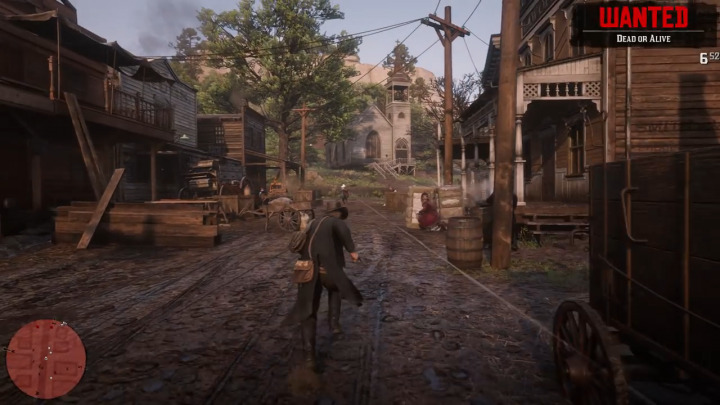 Red Dead Redemption2 レッド・デッド・リデンプション2 Dead Eye
