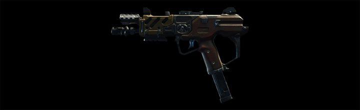 CODBO4 武器
