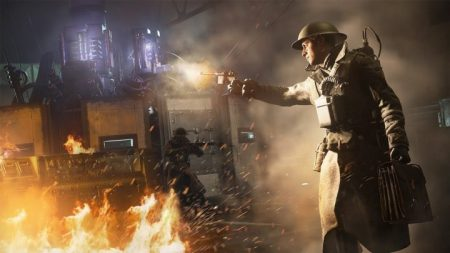 CoD:WWII:DLC第4弾「Shadow War」公式トレーラー公開、8月29日配信