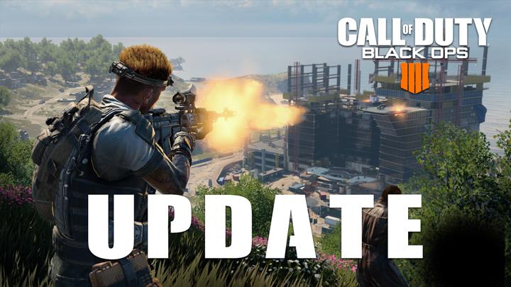 CoD:BO4:「ブラックアウト」アップデート、3種の新イベントや悪質プレイヤーBAN、スナイパー弱体化など