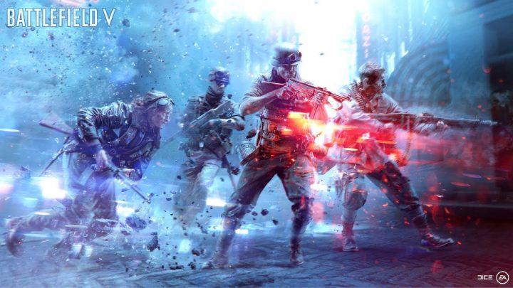 BFV:バトロワモードの名称は「Firestorm」、4人×16チーム(64人)のチーム戦