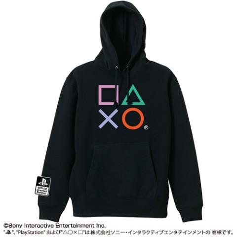 """プルオーバーパーカー""""PlayStation""""Shapes"""