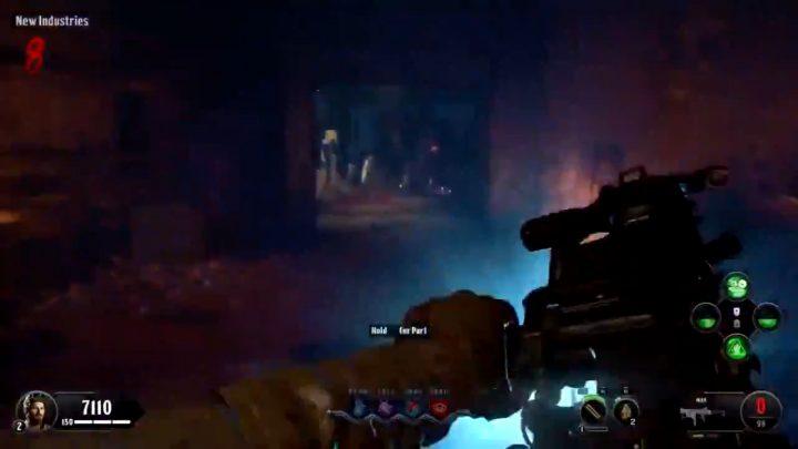 CoD:BO4:ゾンビモード「Blood of the Dead」と「絶望の旅」のゲームプレイ映像リーク(ネタバレ注意)