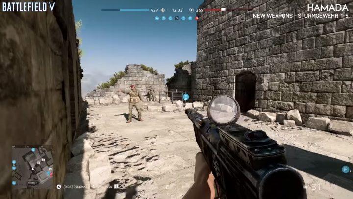 - 「Tides of War」で登場させる新武器を検討中。現在の武器を拡張しつつ、より多くの武器を追加