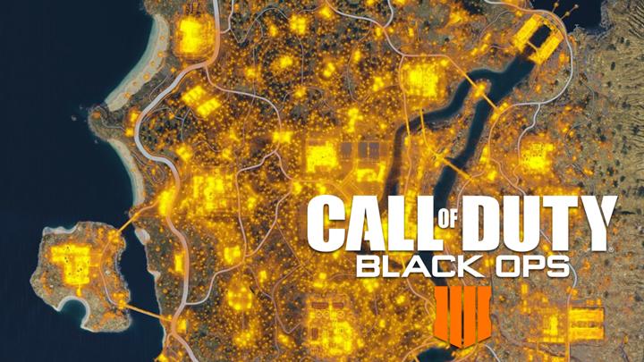 CoD:BO4:「ブラックアウト」の激戦区が分かるヒートマップ公開、戦闘区域がキレイに分散