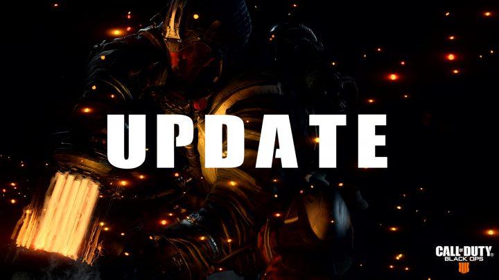 CoD:BO4:最新アップデート配信、PS4でのCODポイント&特別任務やPC版の安定性の改善など