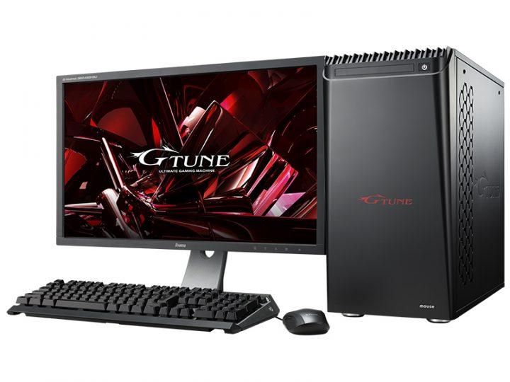 G-Tune、GeForce RTX搭載PC購入で『BFV』が無料入手できるキャンペーン開催中