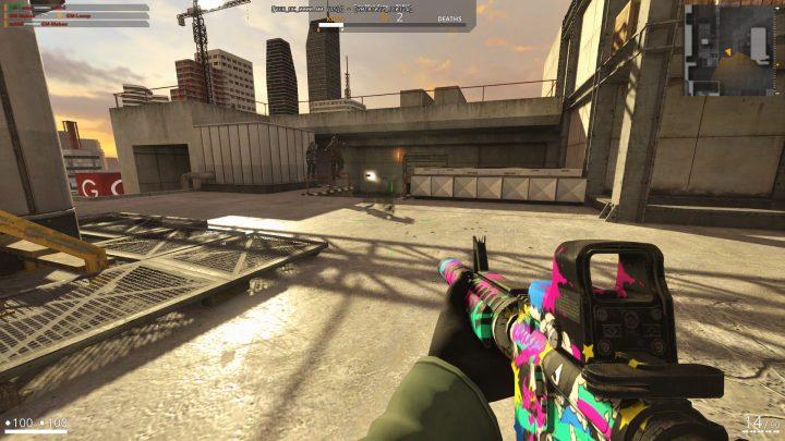 Combat Arms: Reloaded(コンバットアームズ:リローテッド)