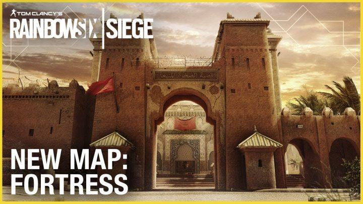 レインボーシックス シージ:新マップ「要塞」公式トレーラー公開