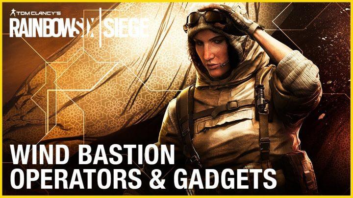レインボーシックス シージ:新オペレーター「Nomad」「Kaid」詳細公開、Blitzのエリートスキンも
