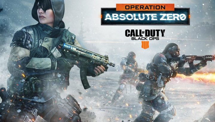 Black Ops 4 Operation Absolute Zero