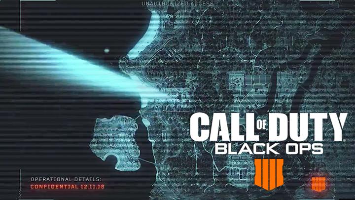 CoD:BO4:Hijackedを連想させる映像公開、ブラックアウトへ12月12日に追加?