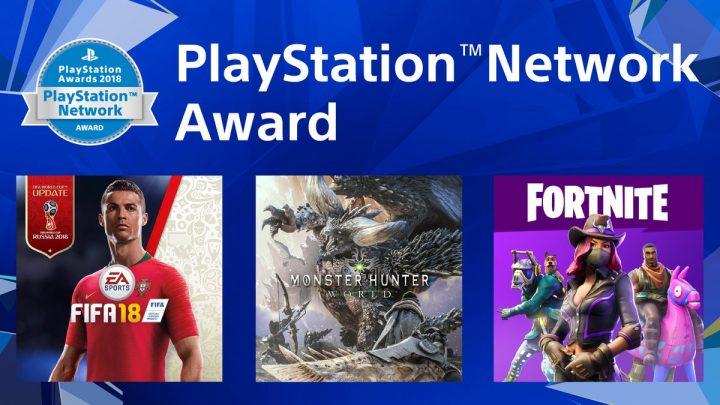 PlayStation Network Award
