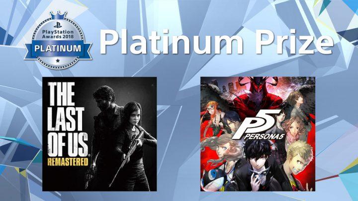 Platinum Prize