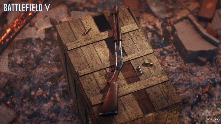 M1897(ショットガン)
