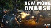 """CoD:BO4:バトロワ「ブラックアウト」に新モード""""Ambush""""登場へ、スナイパーと近接のみでサークル崩壊ノンストップ"""