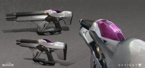 Destiny 2:テレスト、ウェーブスプリッターの弱体化を含む武器バランス調整、弾道ログが週リセットでも持ち越し可能に [Copy]