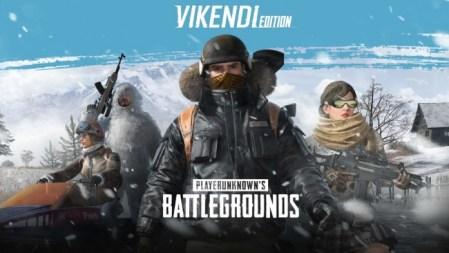 PUBG:雪原マップ「Vikendi」1月22日実装、PS Plusとのバンドルも発売(PS4/X1)