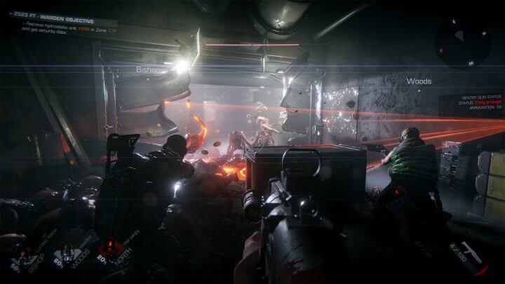 4人協力アクションホラーFPS『GTFO』:アーリーアクセス版を12月10日から販売開始(Steam)