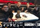 R6PL:R6インビテーショナル2019 Fnaticインタビュー「野良連合はTOP4にふさわしいチーム」